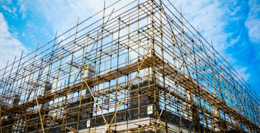 scaffolding hire & sales