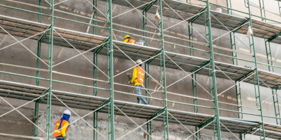 scaffolding suppliers in Saudi Arabia