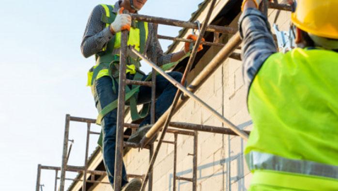 Arabian Spar scaffold